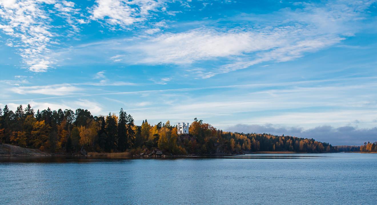 Выборг, фото, осень, фотография