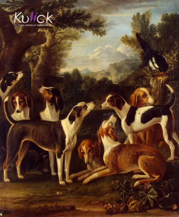 Животные в искусстве