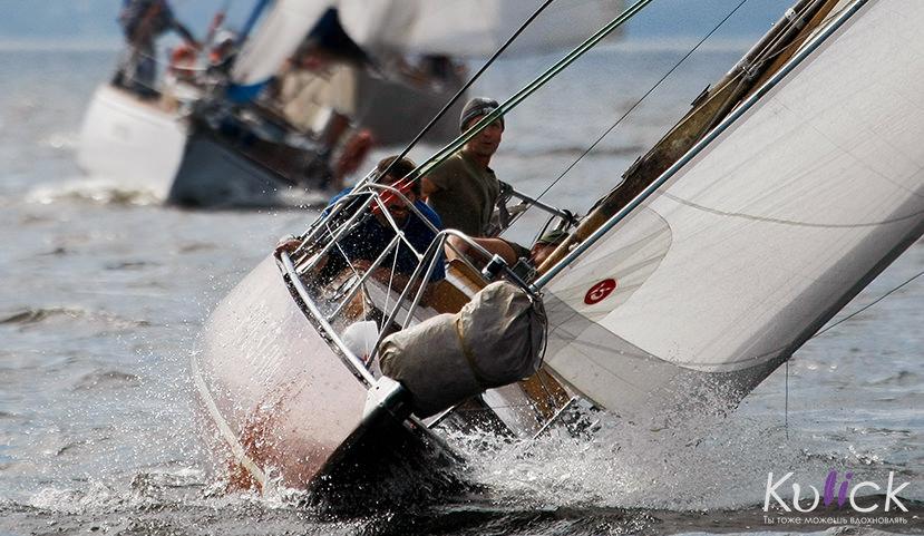Яхтинг в Петербурге