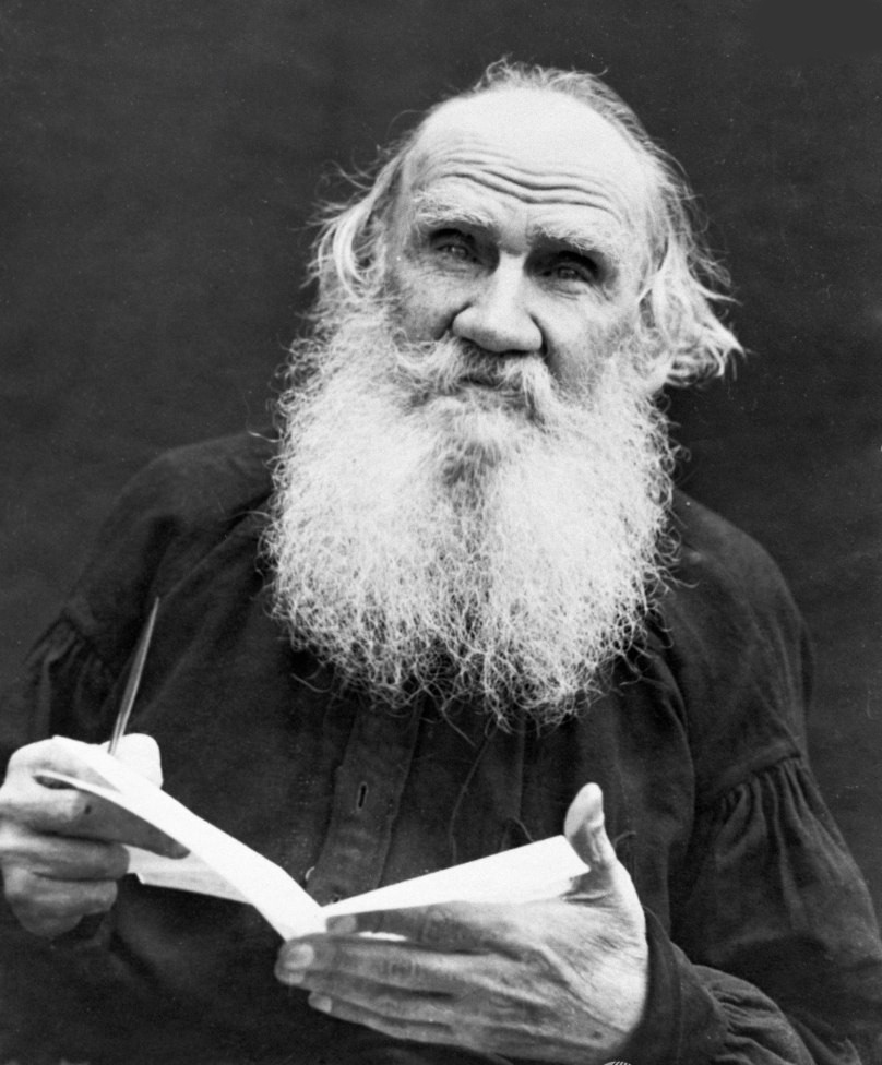 biography of leo tolstoy a russian author About leo tolstoy: lev nikolayevich tolstoy (russian: лев николаевич толстой commonly leo tolstoy in anglophone countries) was a russian writer who prim.