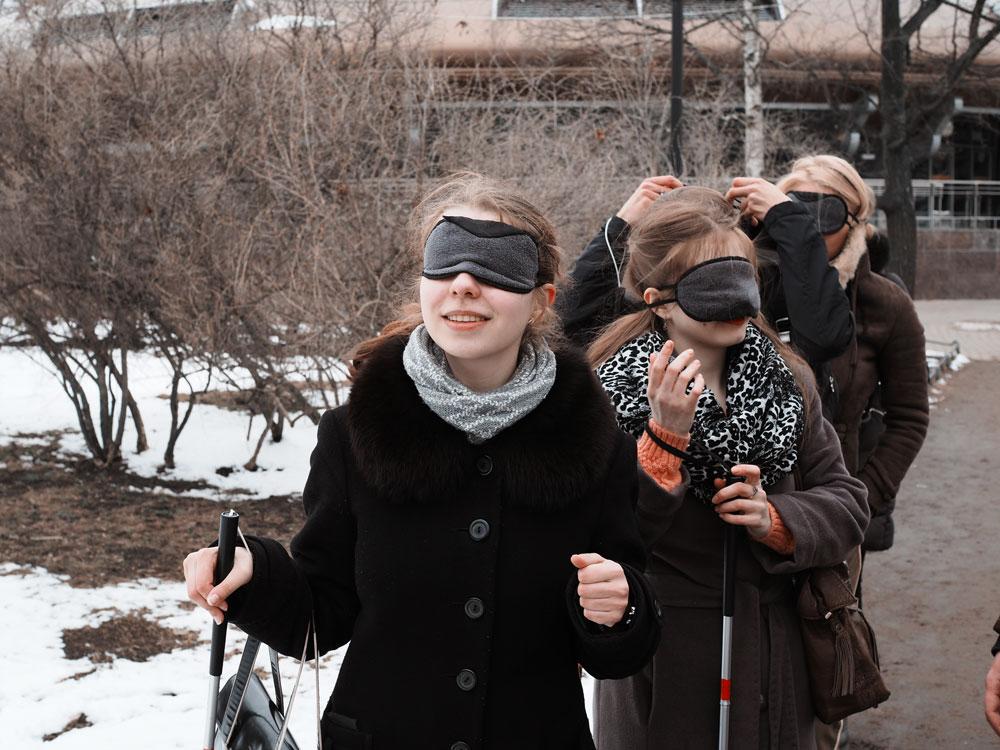 blind слепые экскурсия